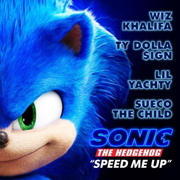 """Wiz Khalifa, Ty Dolla $ign, Sueco the Child & Lil Yachty – Speed Me Up (From """"Sonic the Hedgehog"""")"""