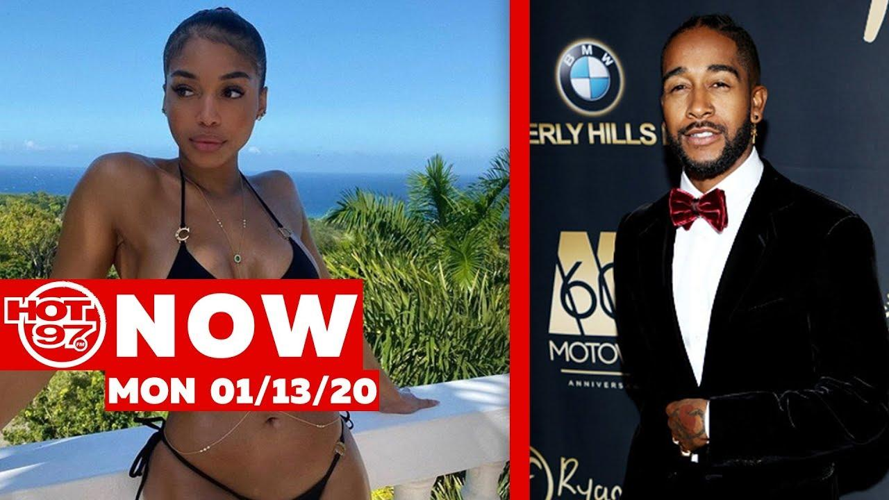 Omarion FINALLY Addressed Lil Fizz Dating Apryl Jones + Future & Lori Harvey Go Public #hot97now