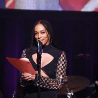 Solange Knowles Accepts First-Ever Lena Horne Prize at the Town Hall's Star-Studded Event in New York [Photos]