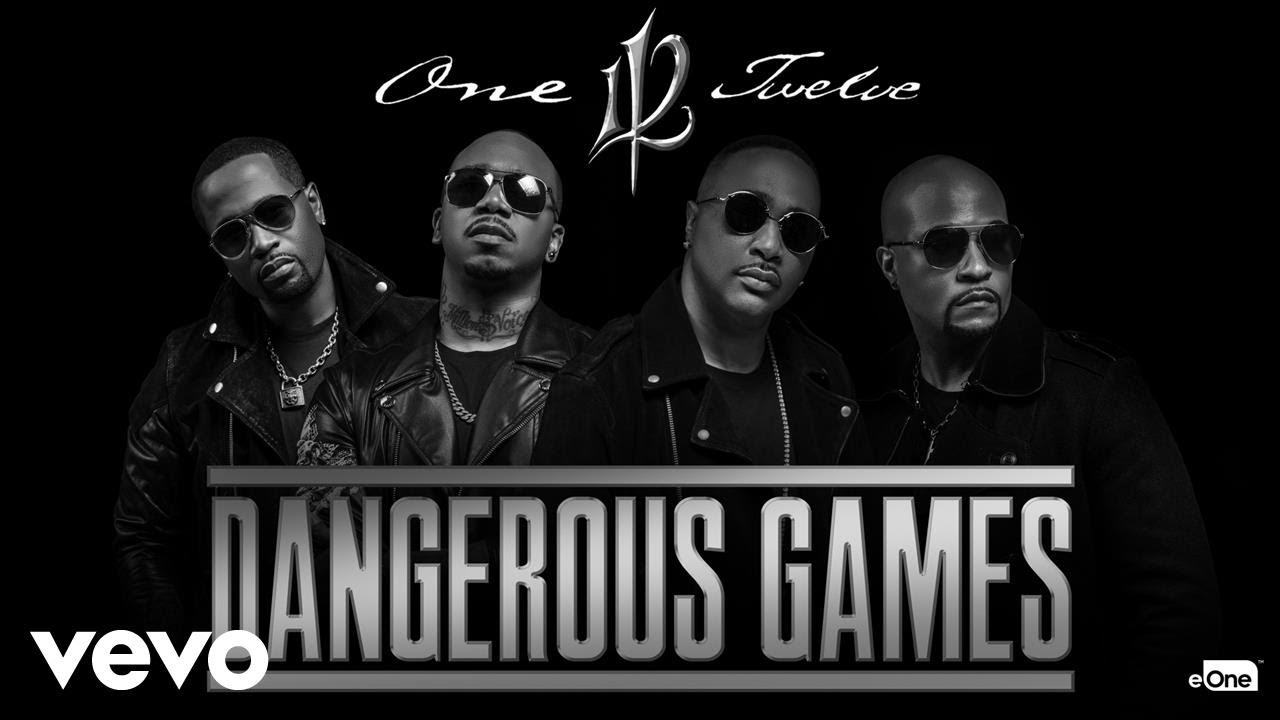 """112 PLAYS """"DANGEROUS GAMES"""" WITH SEXY NEW SINGLE FROM UPCOMING ALBUM"""