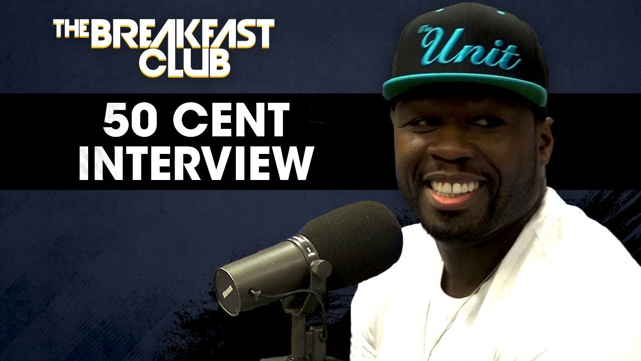 50 Cent On His New Comedy Show on The Breakfast Club