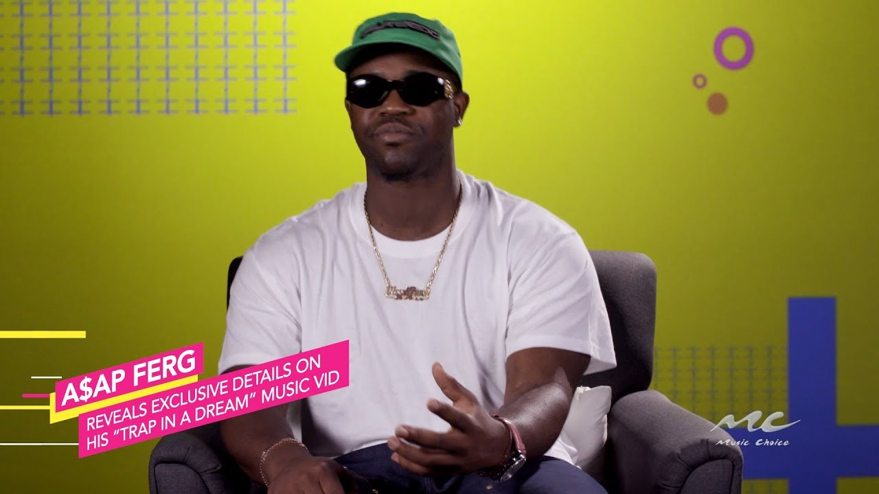 """A$AP Ferg on """"Trap In A Dream"""" Video [Interview]"""