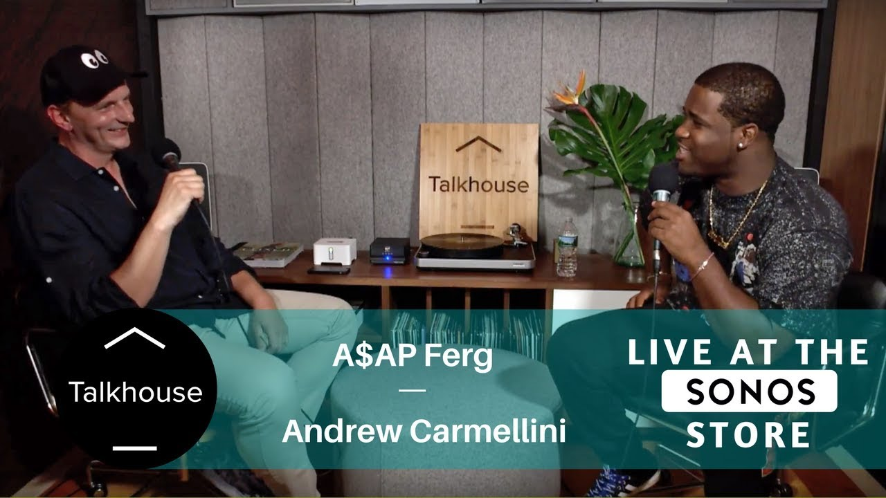 A$AP Ferg Talks With Chef Andrew Carmellini [Interview]