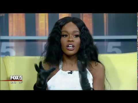 Azealia Banks Performing Live on Good Day NY [Video]