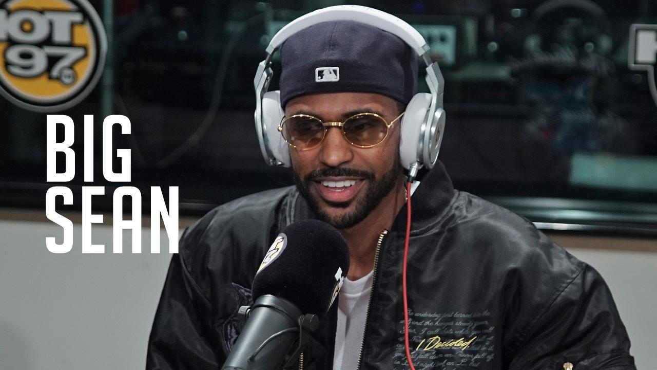 Big Sean Drops a Freestyle Live on Funk Flex [Video]