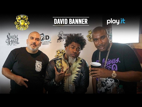 David Banner on Drink Champs #ThirstyThursday [Interview]