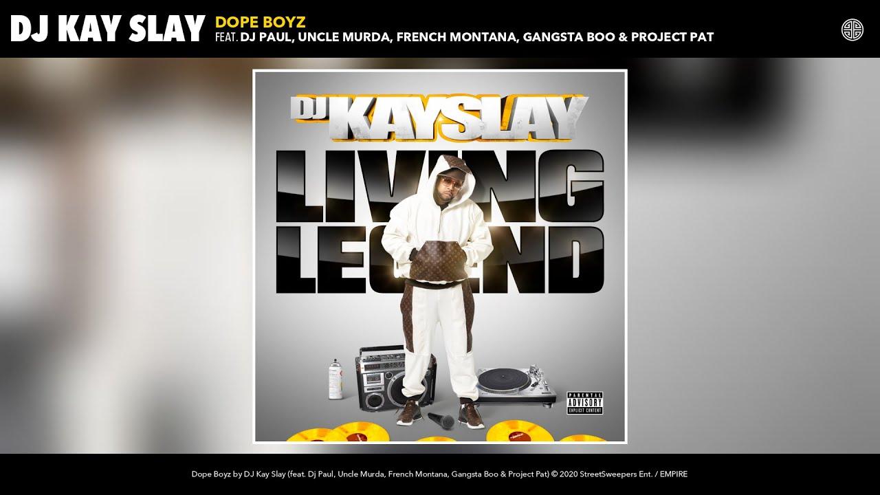 DJ Kay Slay - Dope Boyz (Audio) (feat. Dj Paul, Uncle Murda, French Montana, & more)