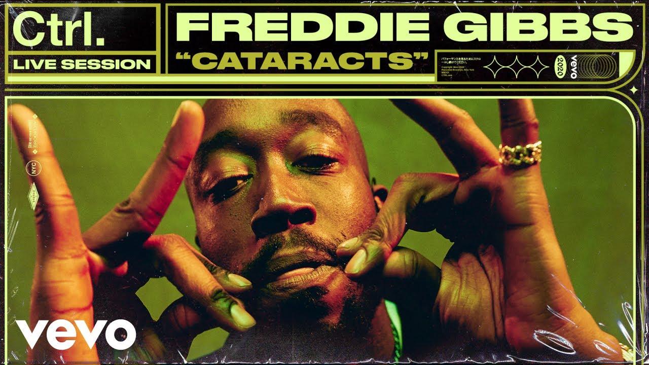 Freddie Gibbs Performs Live for Vevo CTRL