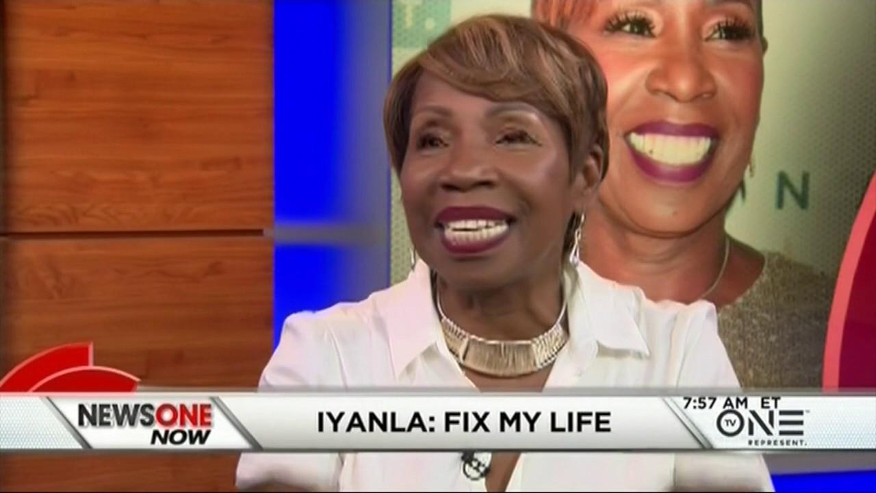 Iyanla Vanzant Talks The New Season Of 'Fix My Life'