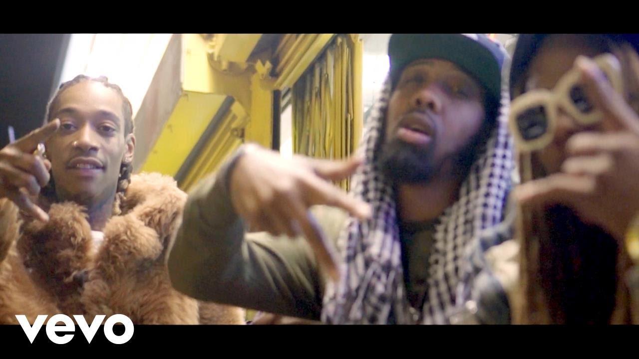 "J.R. Donato, Wiz Khalifa & Chevy Woods - ""The Man"" [Video]"