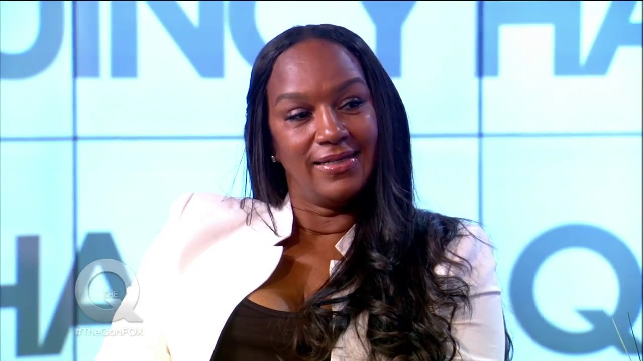 Jackie Christie Says Daughter Suffers From Depression
