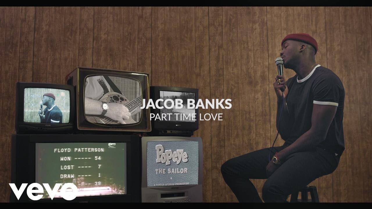 JACOB BANKS Karaoke's His Way Through New Video 🎤