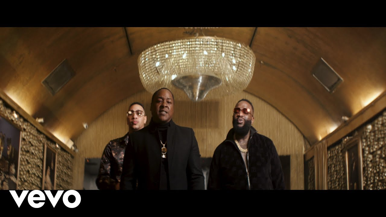 Jadakiss - Kisses To The Sky ft. Rick Ross, Emanny [Music Video]