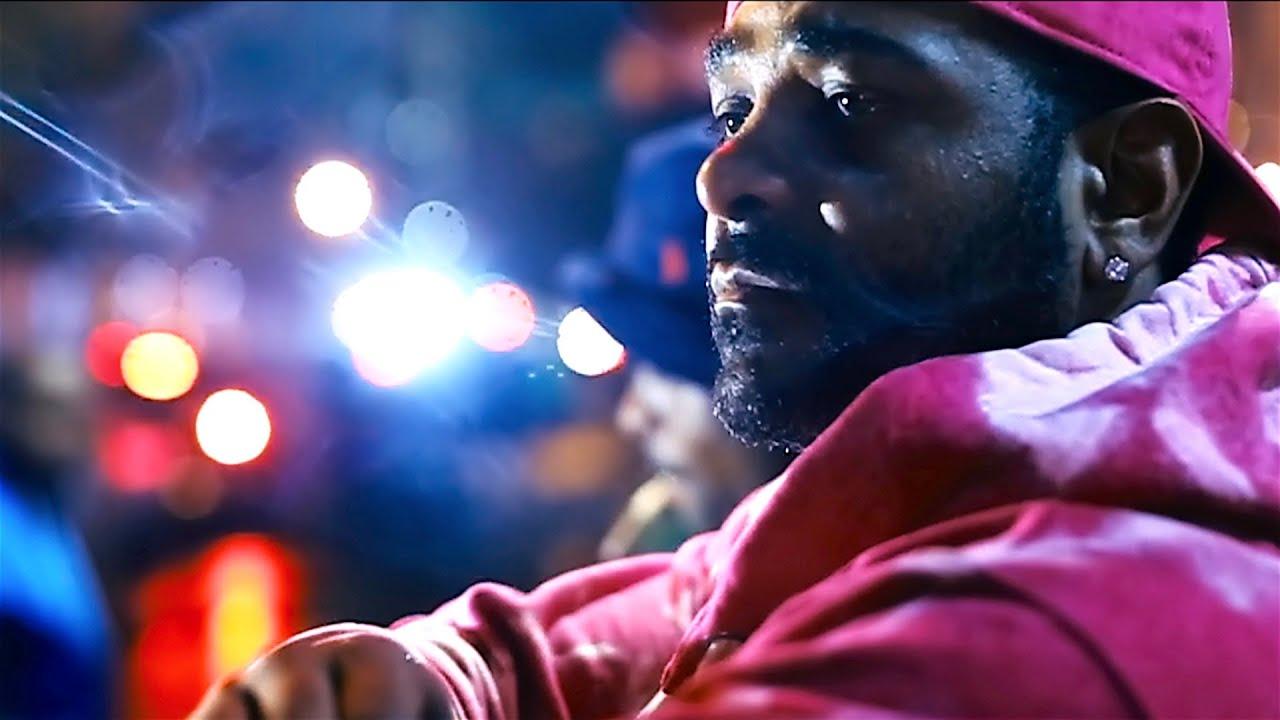 Jim Jones - Harlem Featuring A$AP Ferg [Official Video]