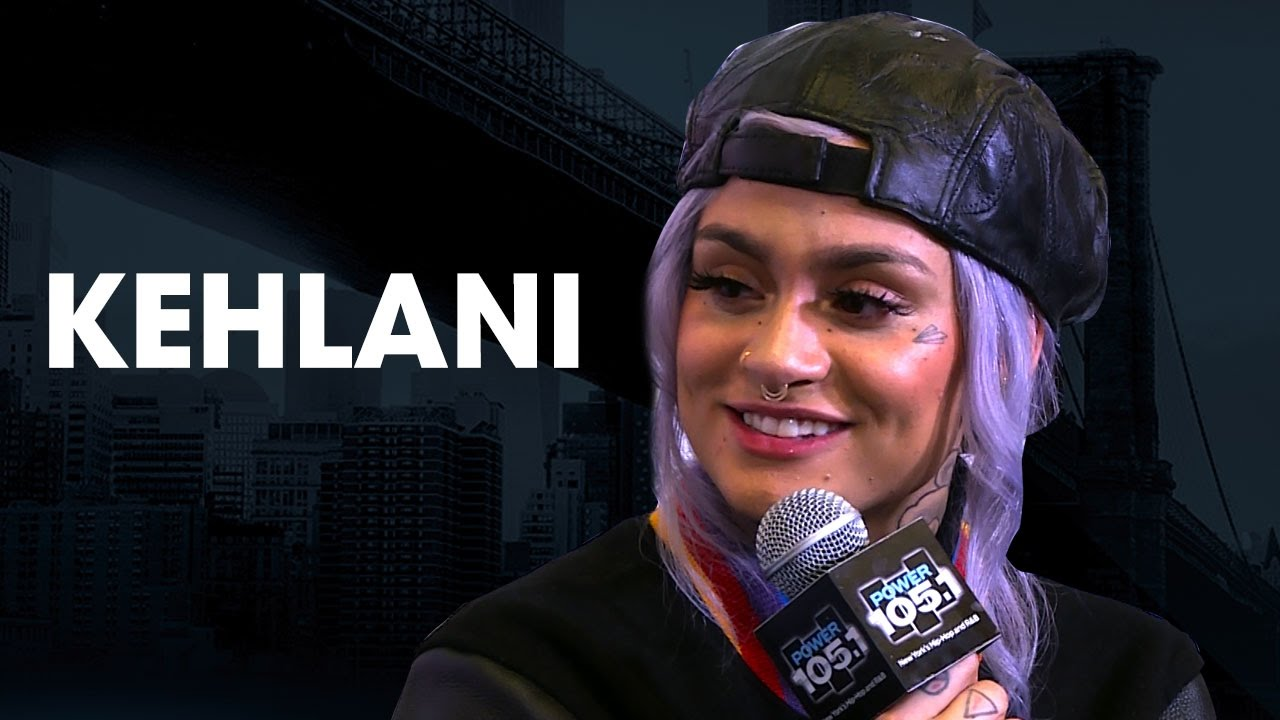 Kehlani Talks Living in NYC, Encouraging Words from Nas, Alicia Keys with Angie Martinez [Interview]