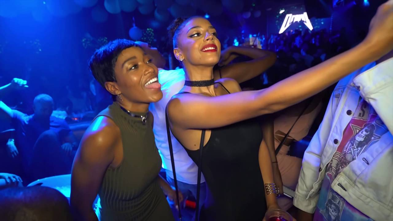 KEKE PALMER CELEBRATES HER '23rd' BIRTHDAY at Club LURE in Hollywood [Video]