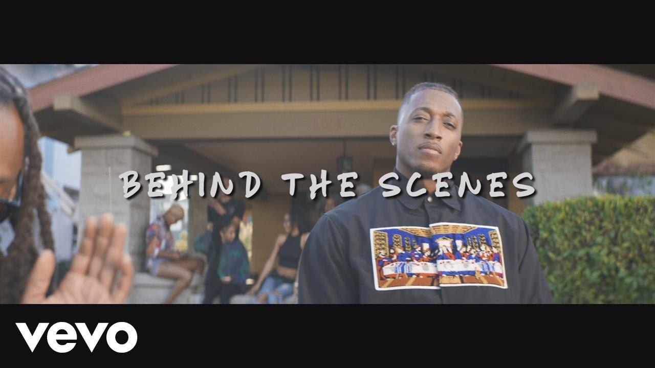 """Lecrae - """"Blessings"""" (Behind the Scenes) [Video]"""