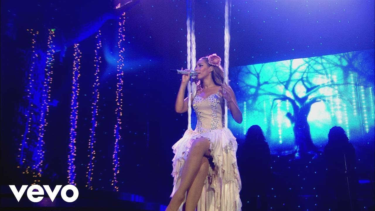 """Leona Lewis Performing """"I Got You"""" (Live At The O2)"""