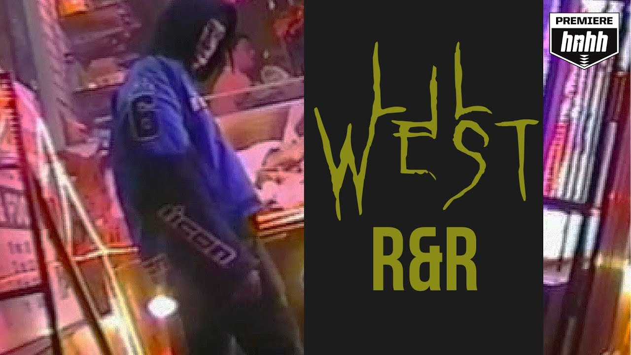 Lil West Drops New Video for R&R