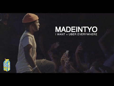 """Madeintyo Performs """"I Want"""" + """"Uber Everywhere"""" Live [Video]"""