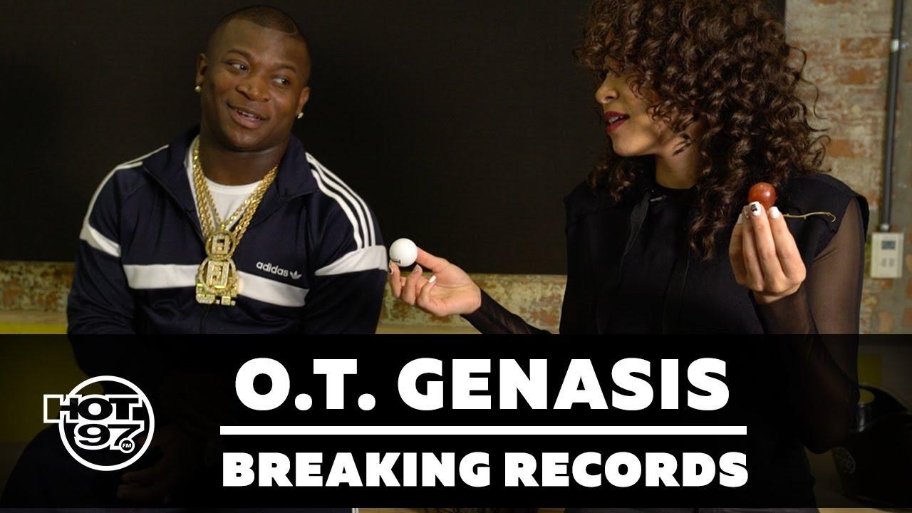 O.T. Genasis & Megan Ryte Try to Break the Grapes & Balls Record