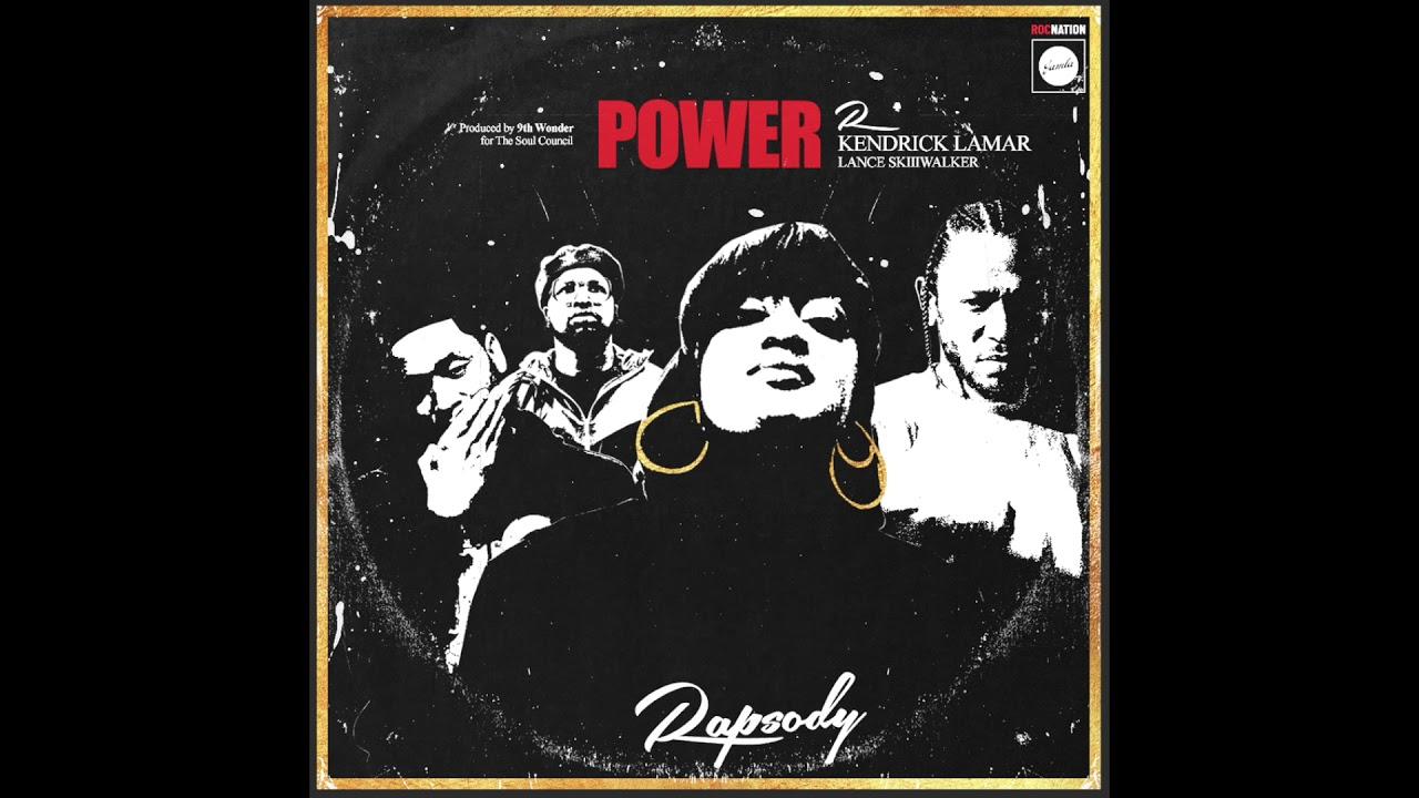 Rapsody Feat. Kendrick Lamar & Lance SkIIIWalker - Power [Audio]