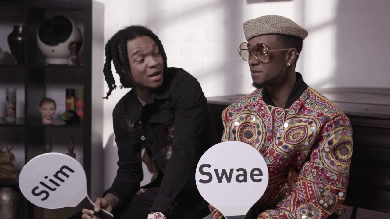 Reebok Classic and Rae Sremmurd debut 'Swae or Slim' Paddle Game Video