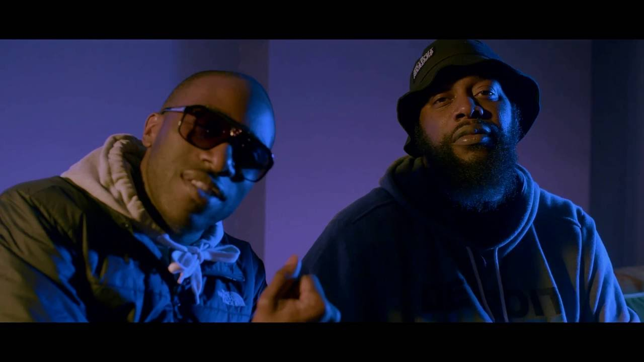 """Ricko - """"Work Ethic"""" Feat. Guilty Simpson [Video]"""