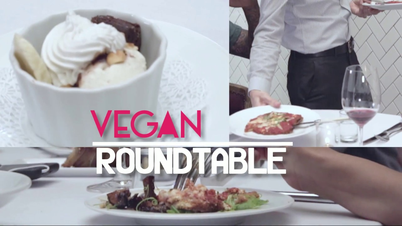 Russell Simmons, Waka Flocka, and Mýa - Vegan Roundtable [Video]