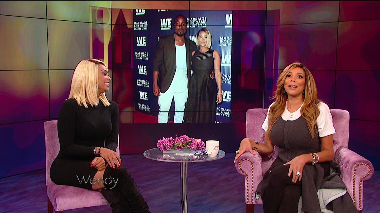 Tami Roman Reveals Duffey won't be Back, Reggie Youngblood, BBWLA Reunion on Wendy Williams [Interview]