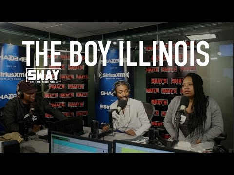 The Boy Illinois Talks Touring, New Music on Sway in the Morning [Interview]