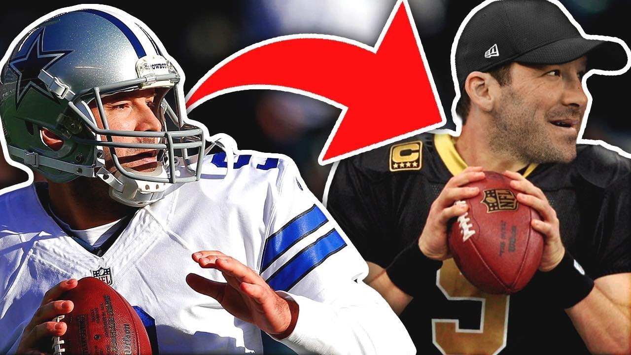 The REAL REASON Tony Romo Never Became A New Orleans Saint
