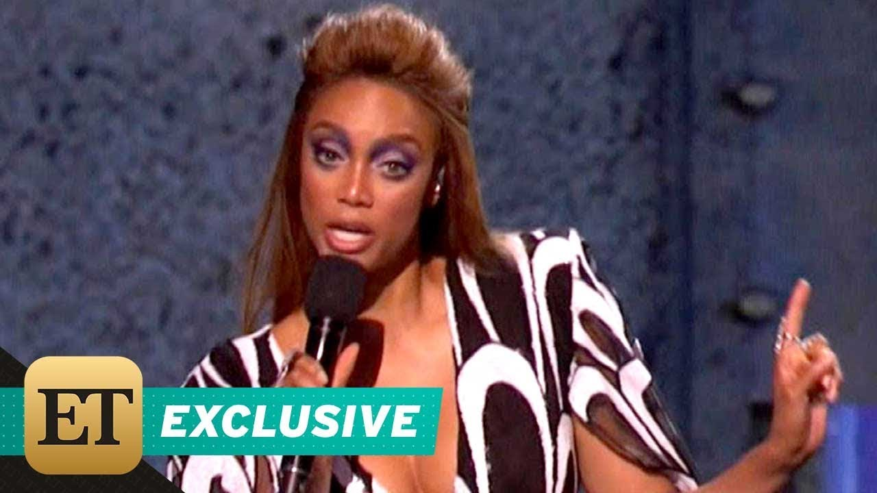 Tyra Banks on What You Didn't See on TV During 'AGT'