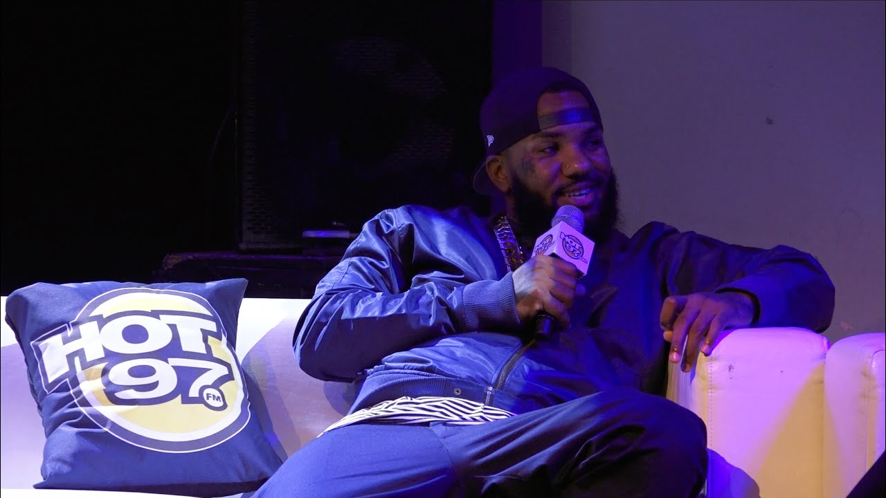 Video: The Game Explains Entire Meek Beef, Sex Tape & Working w/ 50 Cent
