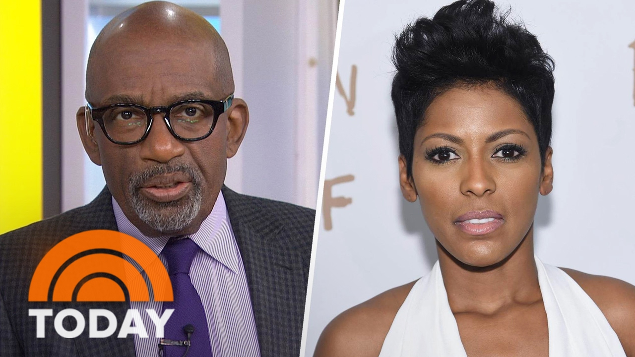 Watch: Al Roker Wishes Tamron Hall the Best After Leaving NBC News [Video]
