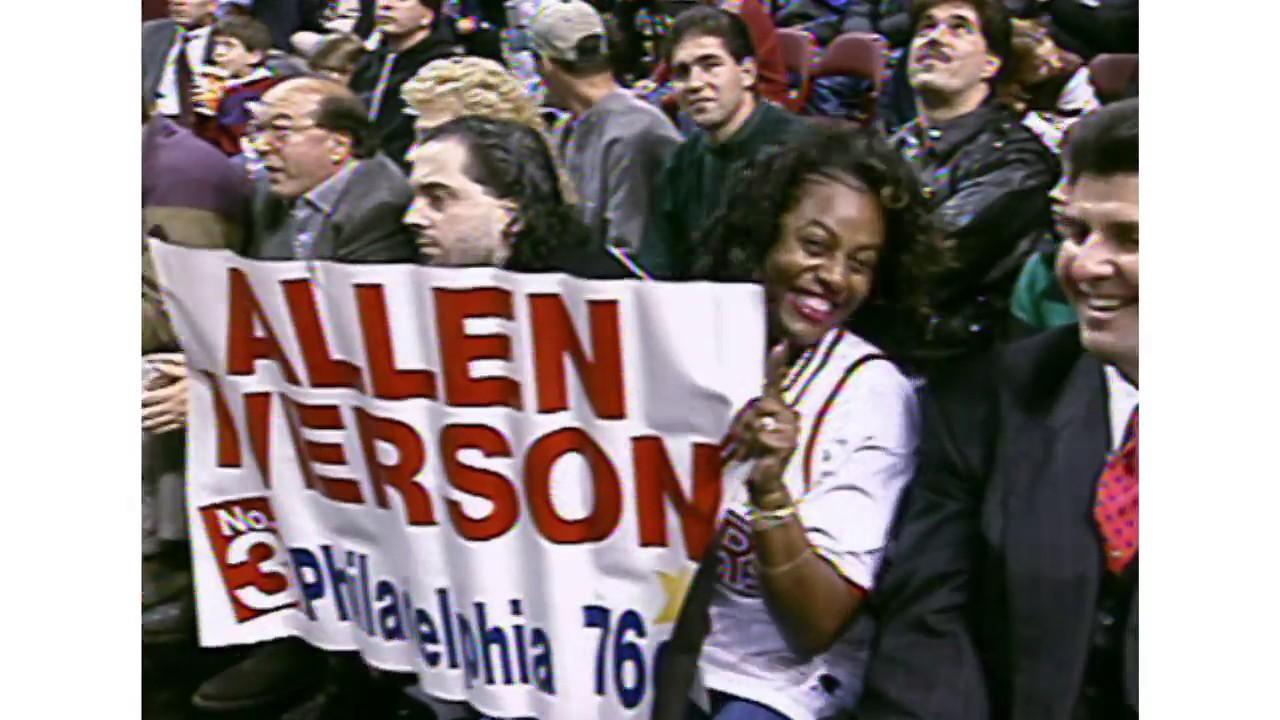 Watch: Allen Iverson Mini-Movie - A.I.'s 1st Game [Video]