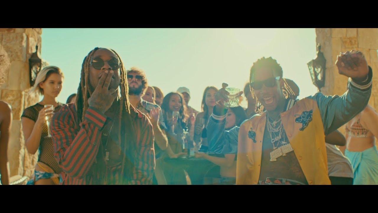 Wiz Khalifa feat. Ty Dolla $ign – Something New