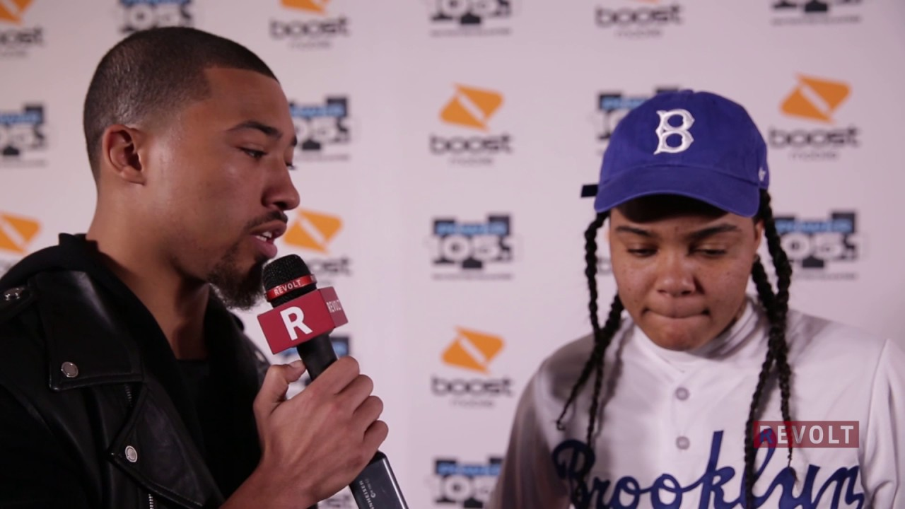 Young MA talks performing in Brooklyn at Powerhouse [Interview]