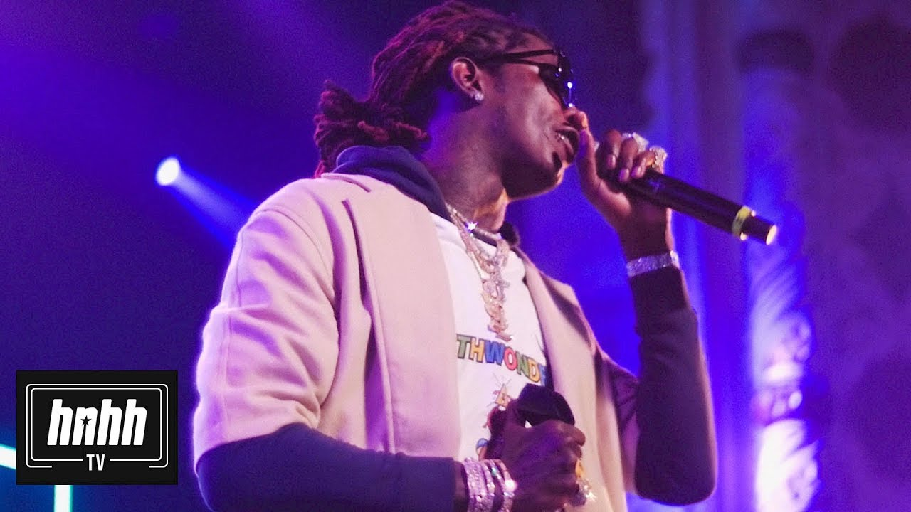 "Young Thug Performs ""Relationship,"" ""Wyclef Jean"" Live @ 30 Days In Chicago"