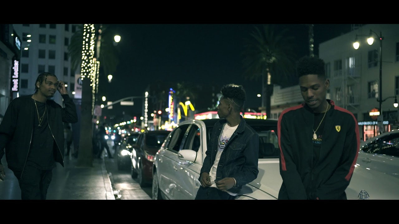 """Adrian Junior feat. Boogie Fre$h - """"City Lights"""" (Live It Up)"""