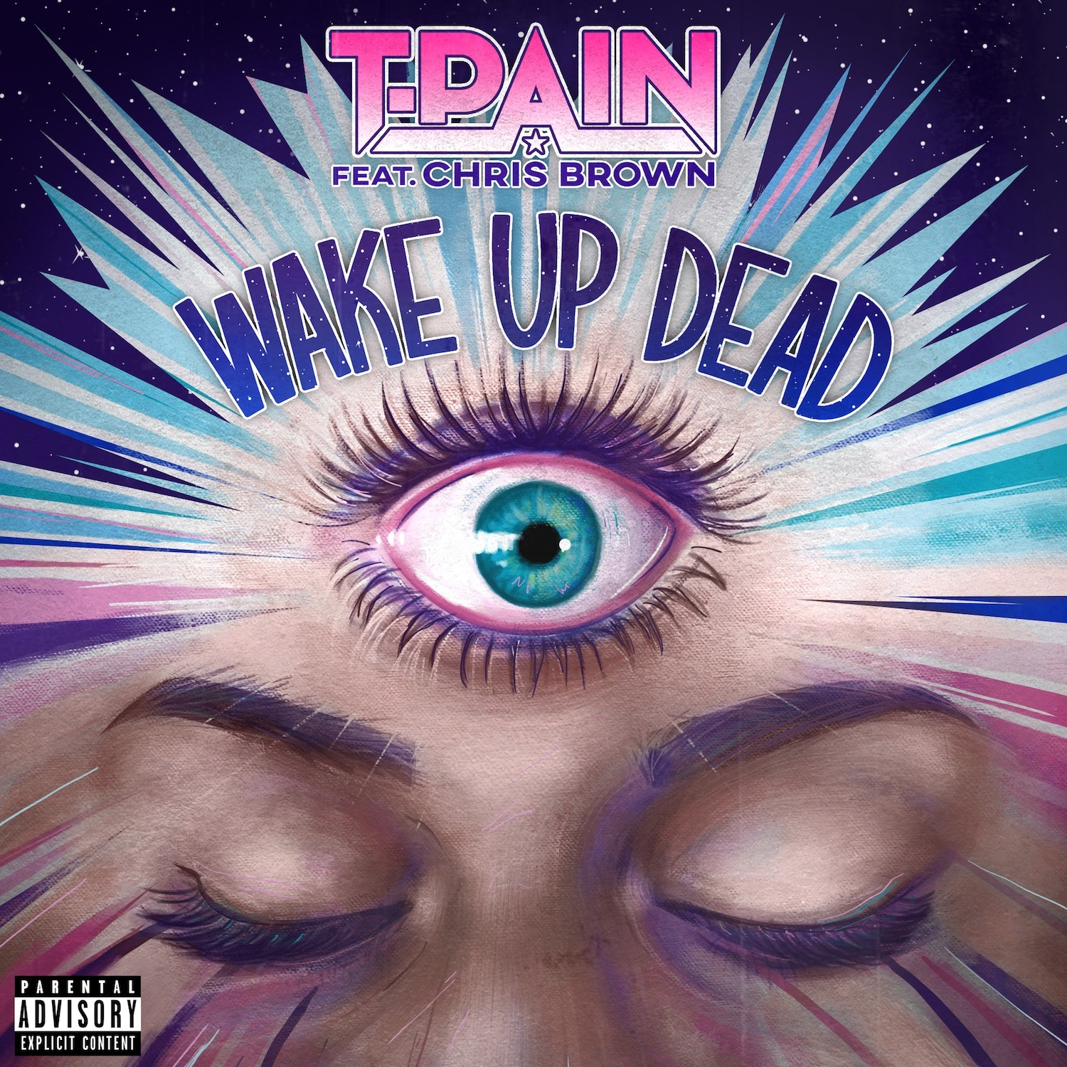 T-Pain feat. Chris Brown - Wake Up Dead