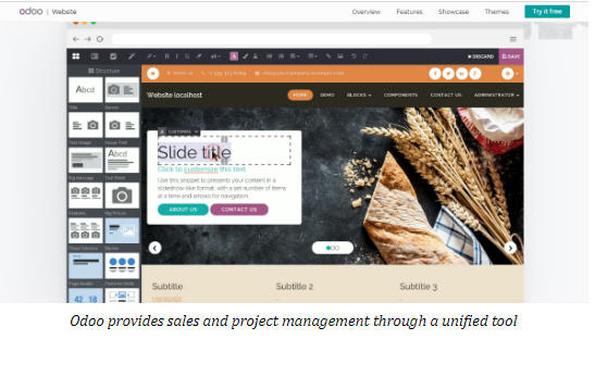 Shopify Vs Odoo - Which Website Builder Is For You