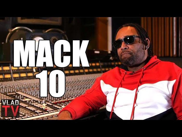 Mack 10 on Growing Up Around Bloods in Inglewood During the Crack Era (Part 1)