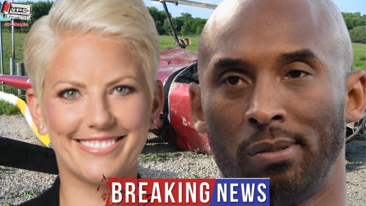 MSNBC Reporter DISRESPECTS Kobe Bryant On Air