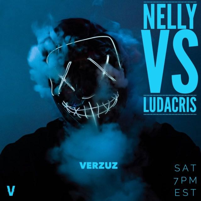 Verzuz Battle: Nelly VS Ludacris On Saturday, May 16th @ 7:00 pm EST On Instagram Live