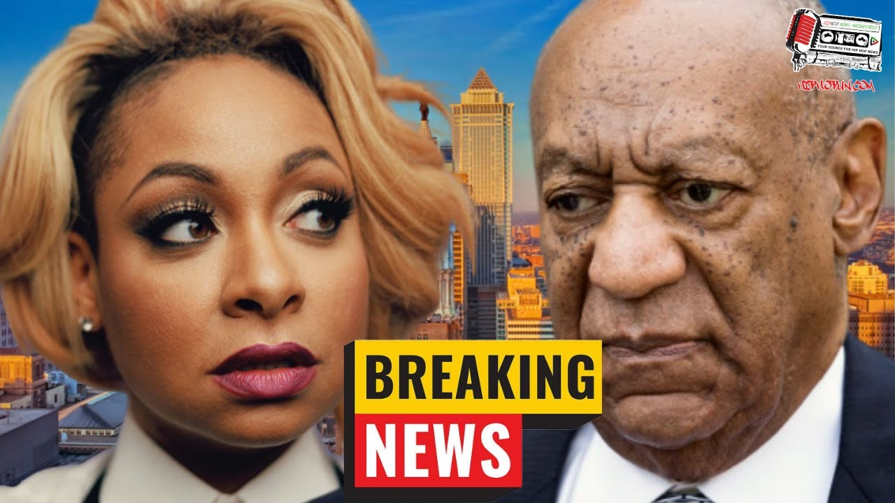 BREAKING: Raven Symone Makes A Jaw Dropping Message About Bill Cosby's Recent CONVICTION!!