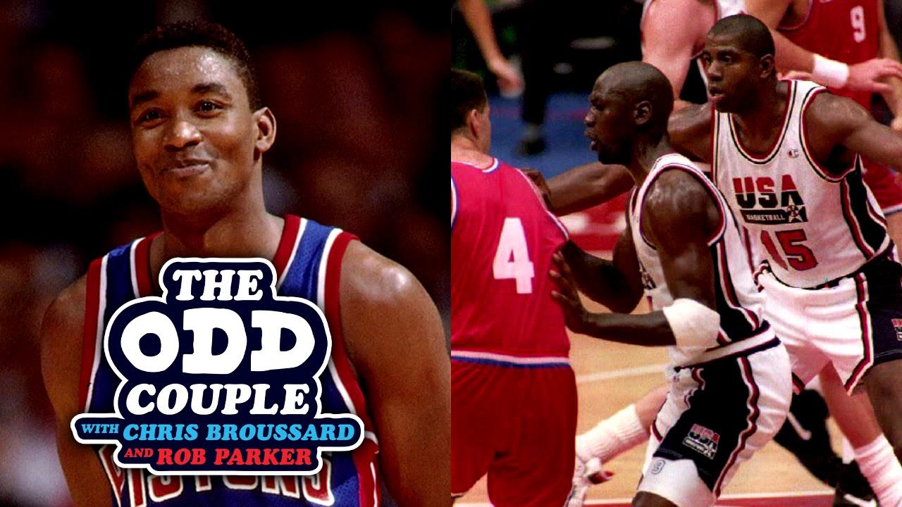 Chris Broussard & Rob Parker - Is Michael Jordan Responsible for Isiah Thomas Snub from Dream Team?