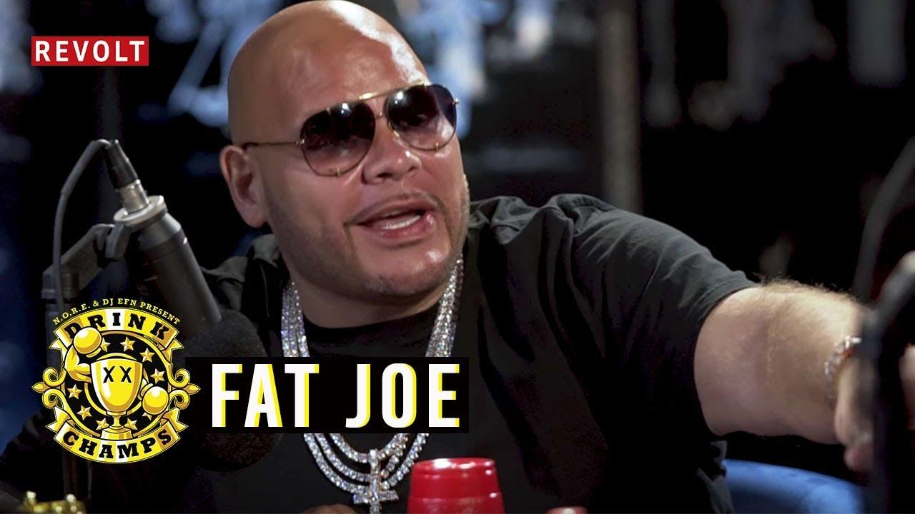 Fat Joe   Drink Champs (Full Episode)