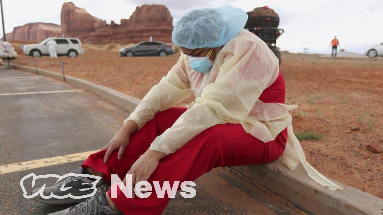 Inside Navajo Nation's Battle Against Coronavirus