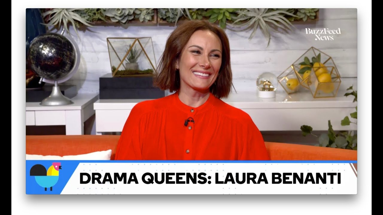 Laura Benanti Reveals The Horrifying Time She Was Told To Get A Nose Job